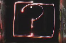 Großes Fragezeichen aufgrund des Themas Studienkredit